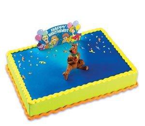 Scooby Doo Cake Decorating Ideas