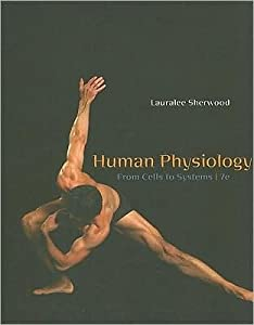 Human Physiology: From Cells to Systems 7th Edition – Lauralee Sherwood – PDF