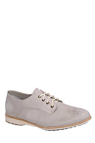 Canvas Derby Shoe