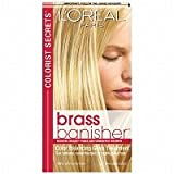 L'Oreal Paris Colorist Secrets Brass Banisher Hair Treatment