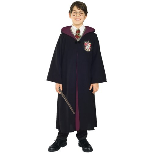 Harry Potter Deluxe Costume Kit: Boy's Size 8-10