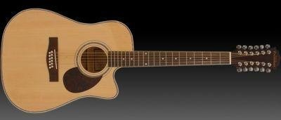 Freshman Fa1Dc12 Dreadnought Acoustic 12 String Guitar