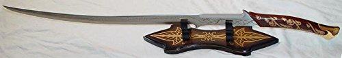 Schwert Hadhafang - Arwens Schwert Herr der Ringe