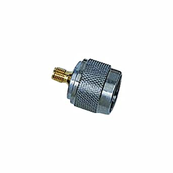 GW Instek ADP-002 SMA-N Type Connector Adapter for GSP Series Spectrum Analyzer