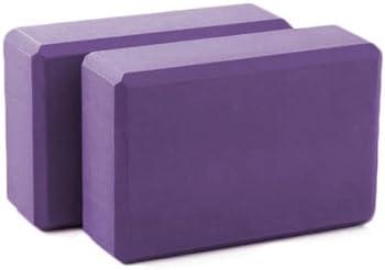Calm Yoga 2 Sturdy Supportive Foam Blocks