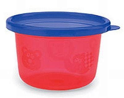 The First Year's Take and Toss Snack Cups (4-Pack)