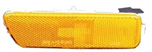 Depo 341-1404L-US Volkswagen Driver Side Replacement Side Marker Lamp Unit without Bulb