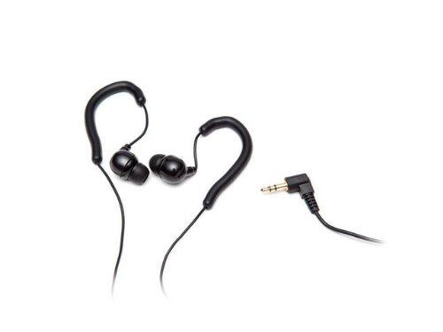 Grace Digital Gdi-Aqbud20 Ecoxbuds 100% Waterproof Earbuds, Black