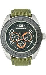 Hugo Boss Boss Orange Multifunction Black Dial Men's watch #1512555