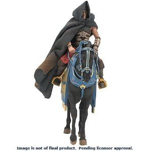 McFarlane Toys Prince of Persia 4 Inch Horse Boxed Set Prince Dastan with Aksh - 1