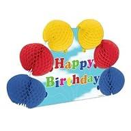 Happy Birthday Pop-Over Centerpiece P…