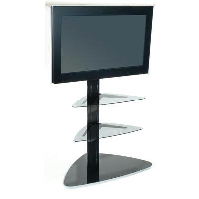 Cheap Flat Panel TV Stand 32″-65″ (SGLB01) – (BTL4001-SGLB01)