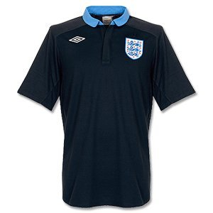 Umbro England Away Shirt 11/12