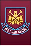 Football Posters: West Ham United - Logo Poster - 91.5x61cm