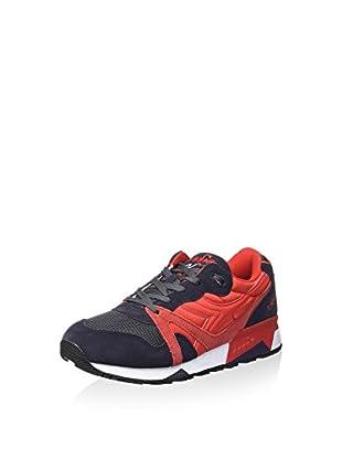 Diadora Zapatillas N9000 Nyl II (Rojo)