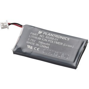 Plantronics Inc Replacement Battery For Cs-55 Headset (64399-01) -