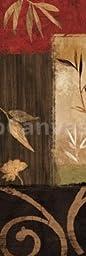 12W x 36H Eternal I by Chris Donovan - Stretched Canvas w/ BRUSHSTROKES