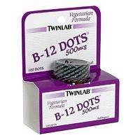 Vitamin B-12 Dots - 500 Mcg 100 Tab ( Multi-Pack)