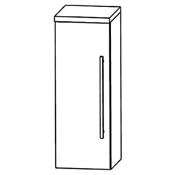 In Kera Trends Highboard (HBA513A7L/R) Bathroom, 30cm