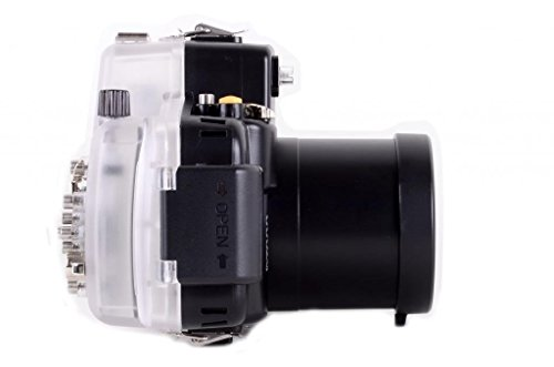Voking Underwater Housing for Camera Waterproof Case VK-D7000 for Nikon D7000 DigitalSLR Camera
