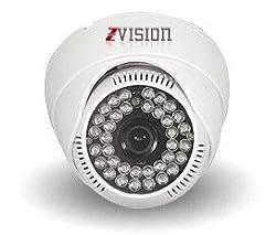 ZVision 720 tvl HDIS 36 IR Dome Night Vision 3.6mm Security CCTV Camera
