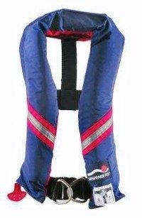 Stearns SoSpenders World Class Series Sailing Automatic Vest (Navy, Universal)