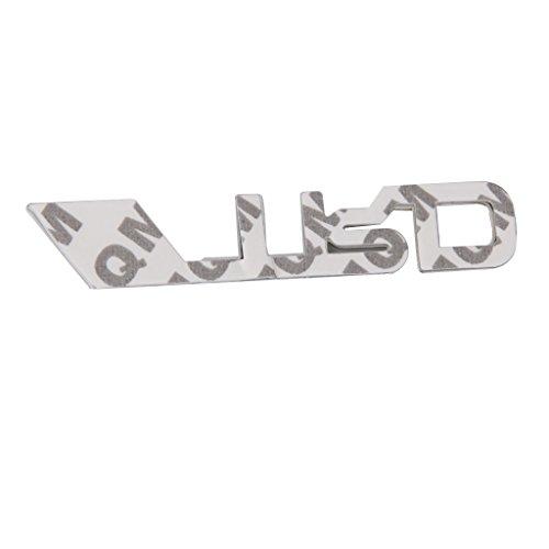 Autocollant Emblème 3D TRD Badge Logo Décor pour Voiture