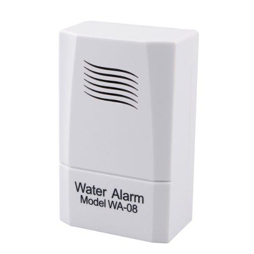 Innogear Basement Kitchen Water Leak Detector Sensor Alarm, 1 Battery Included