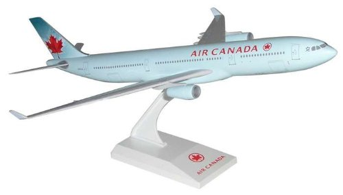 Skymarks Air Canada A330-300 New Colors Model Airplane