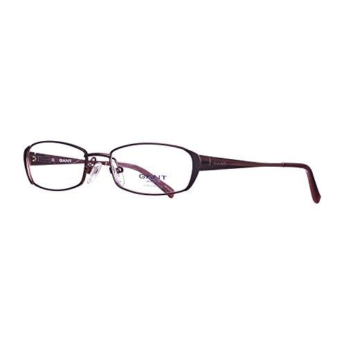 Gant Brille GW TOVERE SBRN 50 Brillengestell Glasses Frame Damen UVP 100EUR