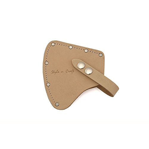 Style N Craft 94-027 Camper's Axe Head Sheath