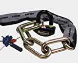 Oxford Nemesis 1.2m Chain and Lock