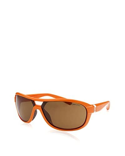 Nike Men's Miler Shield Sunglasses, Orange
