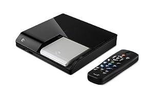 FreeAgent Theater+ HD Media Player, 2 USB-Anschlüße für Festplatten