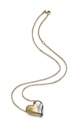 Heartbreaker Breil-Collana da donna in acciaio inox tj1428, acciaio inossidabile, colore: stahl, cod. TJ1428