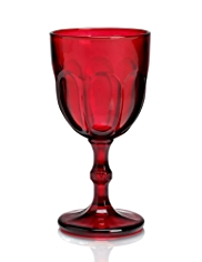 American Soda Wine Glass