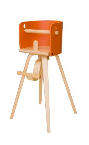 Sdi Fantasia CAROTA chair カロタチェア オレンジ SC-07H