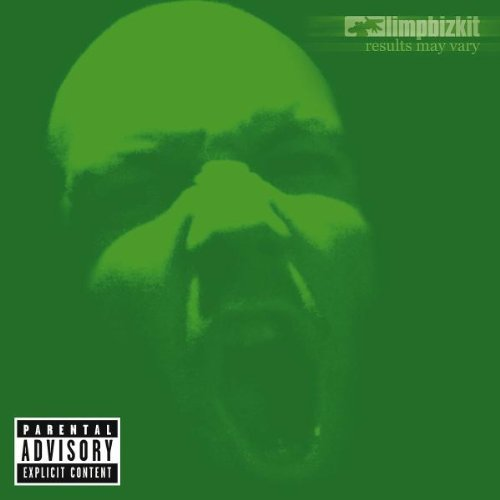Results May Vary [Bonus DVD] CD by Limp Bizkit (2003-08-02)