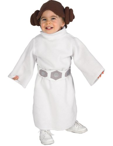 baby-girls - Princess Leia Toddler Costume Halloween Costume