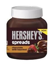 Hershey\'s Spreads in Chocolate with Hazelnut Flavor, 13-Ounce Jar (Pack of 3)