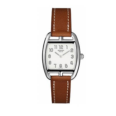 Hermes Cape Cod Tonneau PM Small Ladies Quartz Watch - 034317WW00