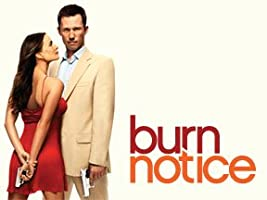 Burn Notice Season 1 [HD]