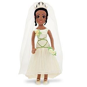 Amazon.com: Princess Tiana 20'' Plush Doll: Toys & Games