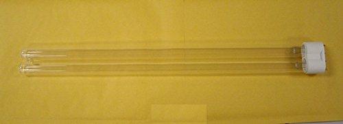 UV Bulb 36W 36 watts Lamp 2G11 Base Pond Sterilizer Clarifier for Odyssea Jebao (36w Uv Lamp Bulb compare prices)