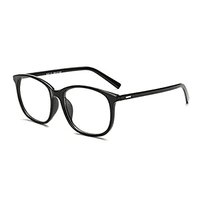 Cyxus [Transparent Lens] Anti Blue Light Glasses (UV Blocking) Computer Eyewear