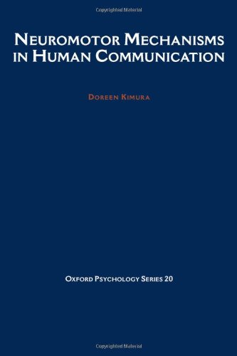 Neuromotor Mechanisms in Human Communication (Oxford Psychology Series) (Social Studies Brain Quest compare prices)