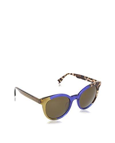 FENDI Gafas de Sol FF0064/SECMYD51 Marrón / Azul