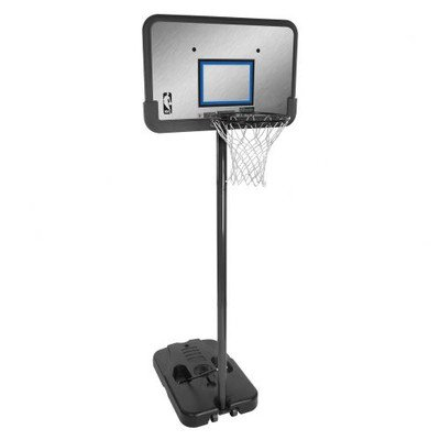 Huffy 61312 Insta-Hoop Height-Adjustable Portable Basketball System With 44-Inch Backboard
