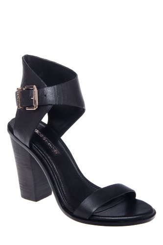 BCBGeneration Odele High Block Heel Ankle Cuff City Sandal