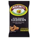 Marmite Oven Baked Cashews 90G